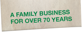 Parkers Family Business Logo