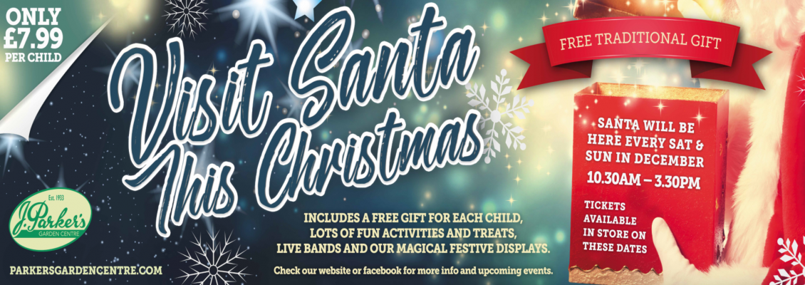 Cropped christmas banner