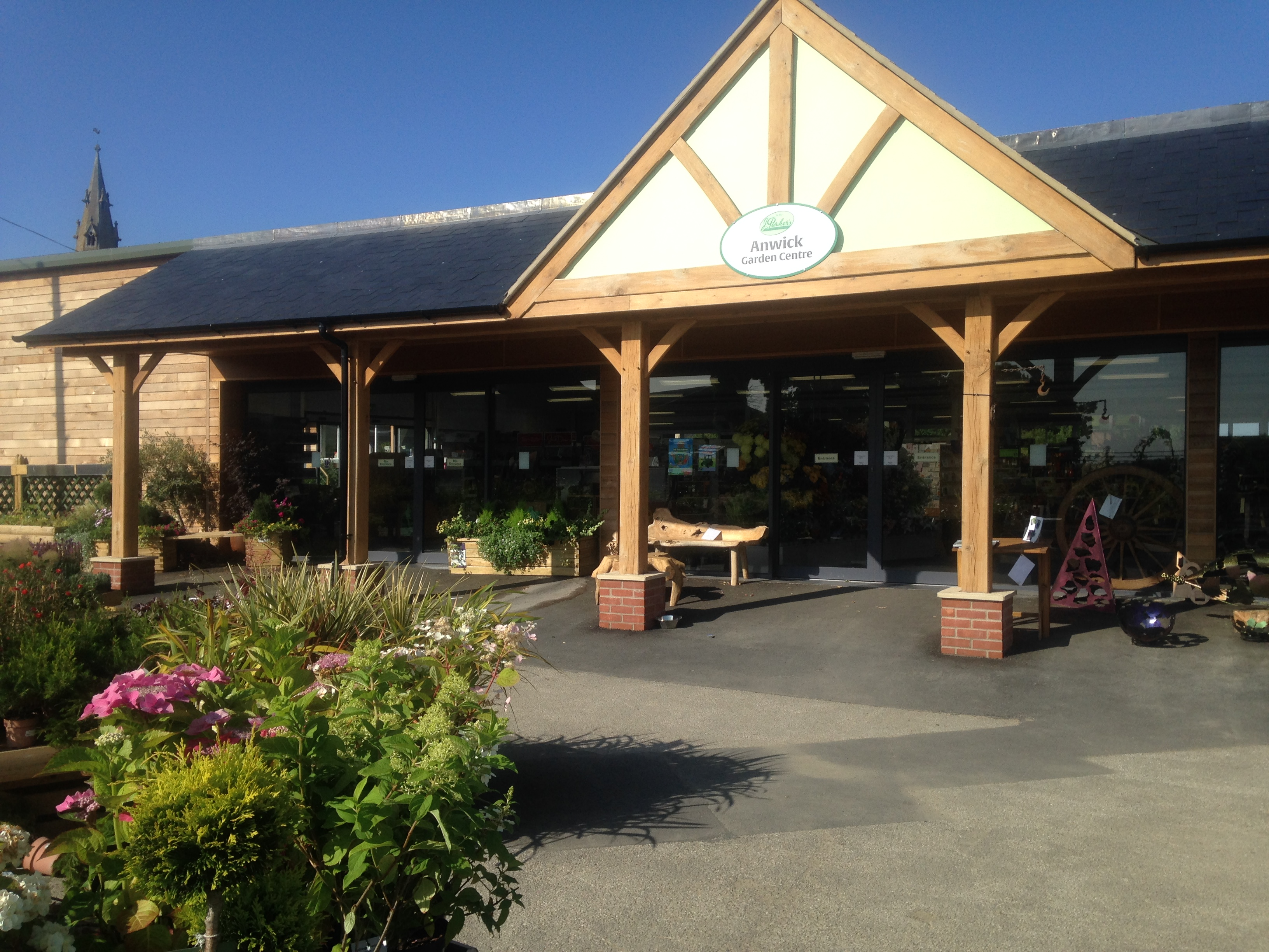 Garden Centre: Anwick Garden Centre. Great Value Garden Products And Plants