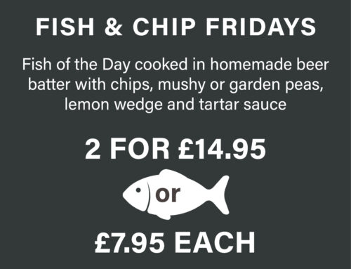 GREENHOUSE FISH SPECIAL