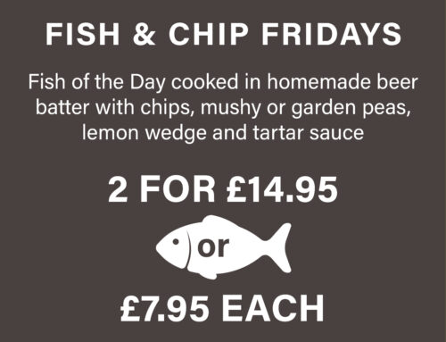 SPIRE FISH SPECIAL